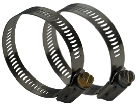 Dixon® Worm Gear Clamp
