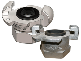 Surelock™ Female BSP End Minsup