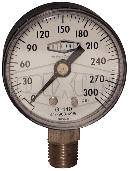ABS Standard Dry Gauge Lower Mount