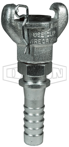 Air King™ Universal Swivel Hose End