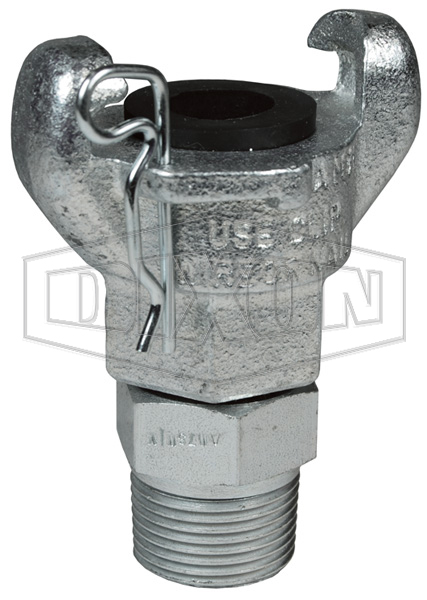 Air King™ Universal Swivel Male NPT End