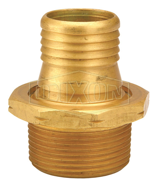 Scovill Style Permanent Male Coupling