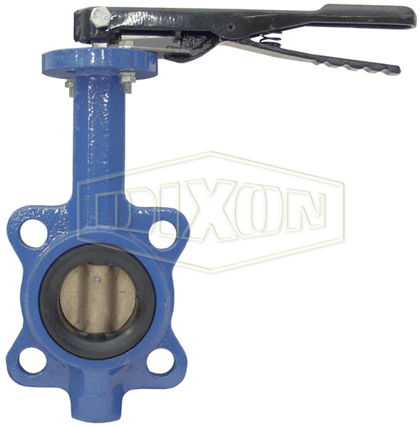 Wafer Style 150lb. Butterfly Valve with Aluminum Bronze Disc