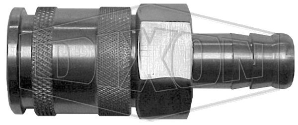 CJ-Series Pneumatic Hose Barb Coupler