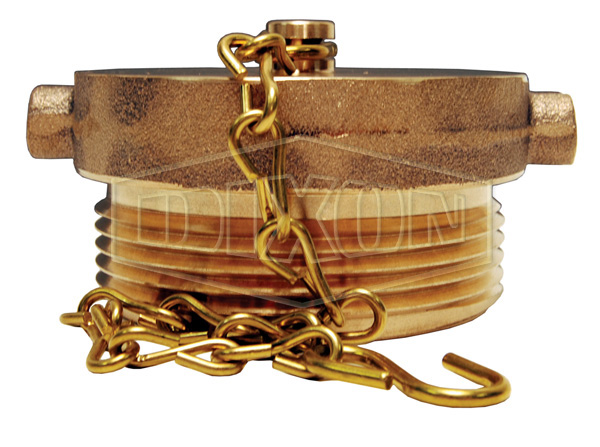 Domestic Brass Pin Lug Plug