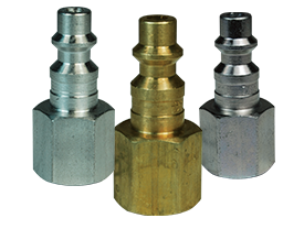 DF-Series Pneumatic Female Threaded Plug