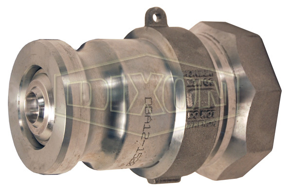 Bayloc™ Dry Disconnect Jump Size Adapter x Female NPT