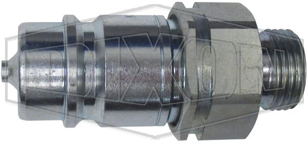 K-Series ISO-A Metric ISO 8434-1S Male Plug