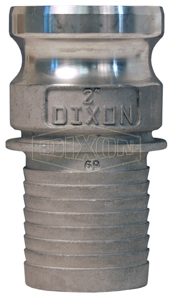 Dixon® Cam & Groove Notched NOS Type E Adapter x NOS Shank