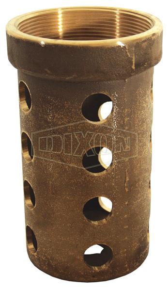 Brass Tank Round Hole Strainer