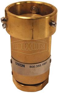 Dixon® Dry Disconnect Coupler Hose Unit x Female NPT