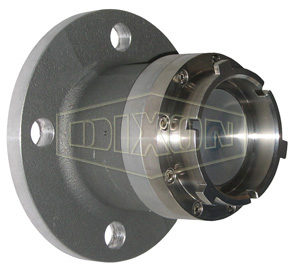 Dixon® Dry Aviation Adapter x 150# ASA Flange