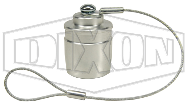 DQC H-Series ISO-B Rigid Dust Cap