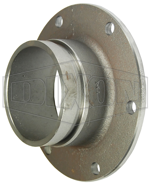 One-Piece Flange x Grooved Union Adapter