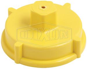 Thermoplastic Hydrant Cap
