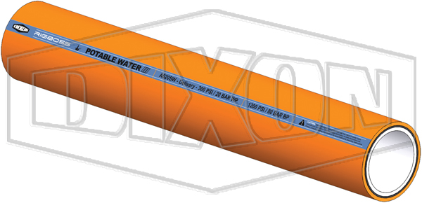 RIGBOSS™ A620 Soft Wall Hose | Potable Water